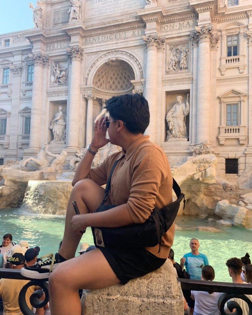 Fontana Di Trevi Italy