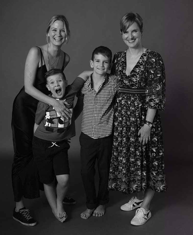 Jennifer Nettles & Meredith Krollins
